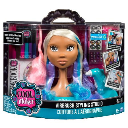 Cool Maker - Airbrush Hair and Makeup Styling Studio - Walmart Exclusive