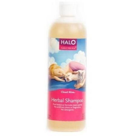 HALO Pure n doux à base de plantes Shampooing, 16 oz