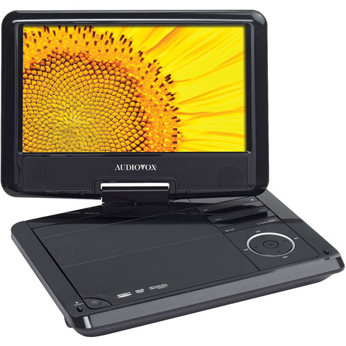 Audiovox Electronics Corp. DS9341 9  Screen Portable DVD Player