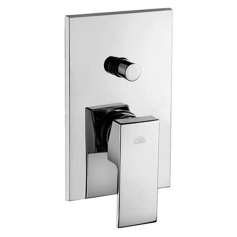 WS Bath Collections Elle EL 015 Concealed Shower Mixer with