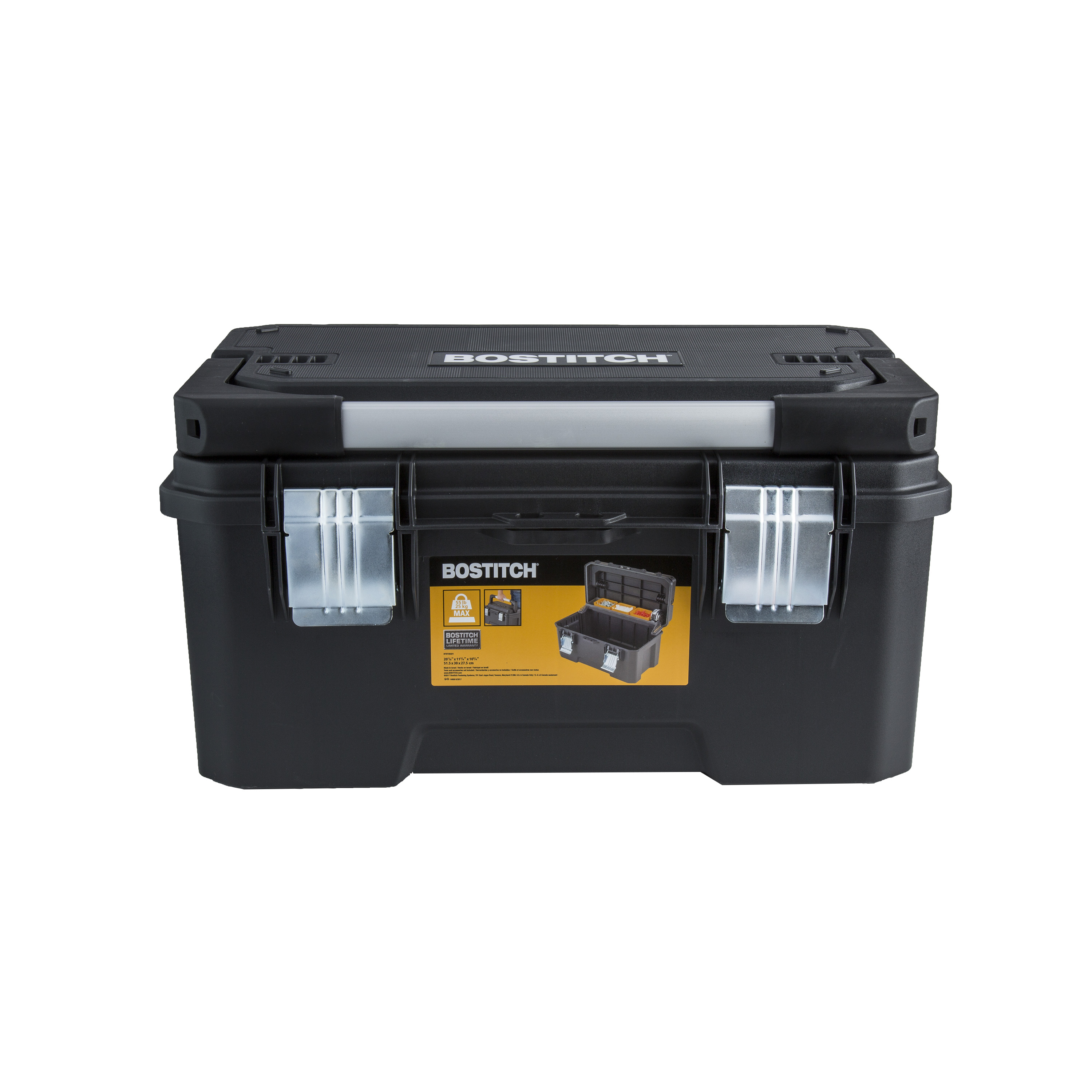 """Bostitch BTST20321 20"""" PRO Toolbox with Cantilever by Stanley Black & Decker"""
