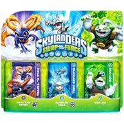 Skylanders Swap Force Triple Pack #2 (Mega Ram Spyro, Blizzard Chill, Zoo Lou - Universal)