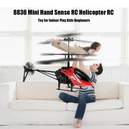8836 Mini Hand Sense RC Helicopter RC Toy for Indoor Play Kids