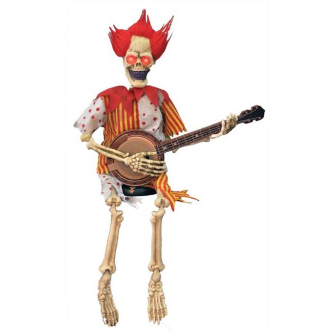 Costumes for all Occasions VA112 Clown Playing Banjo 39 In by Costumes For All Occasions