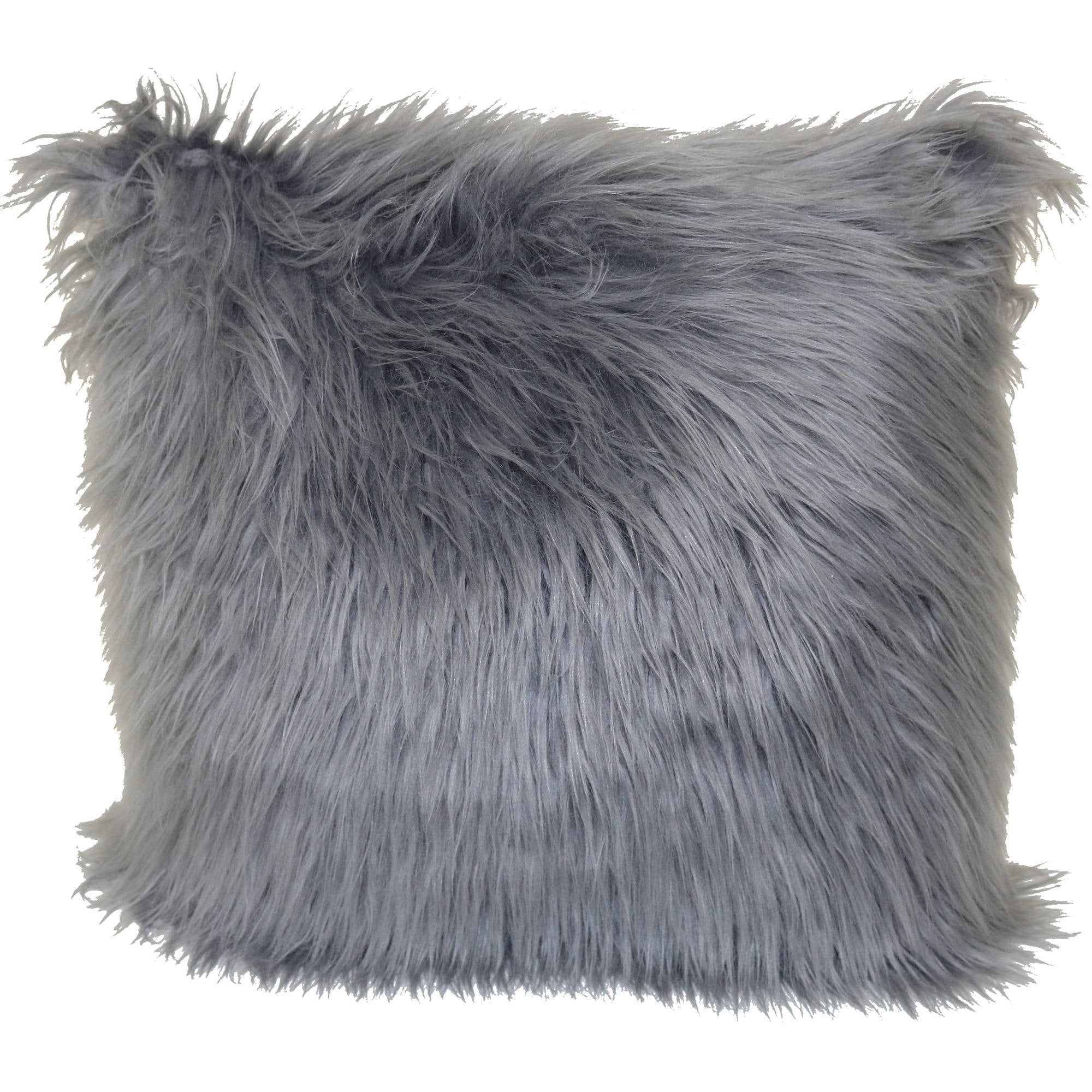 "Better Homes and Gardens Angora Decorative Throw Pillow, 20"" x 20\ by Brentwood Originals"