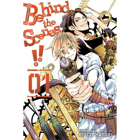 Behind the Scenes!!, Vol. 1 - eBook](Halloween 6 Behind The Scenes)