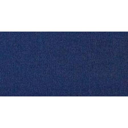 "MBI Fashion Fabric Post Bound Album W/Window 8""X8""-Blue - image 1 of 1"