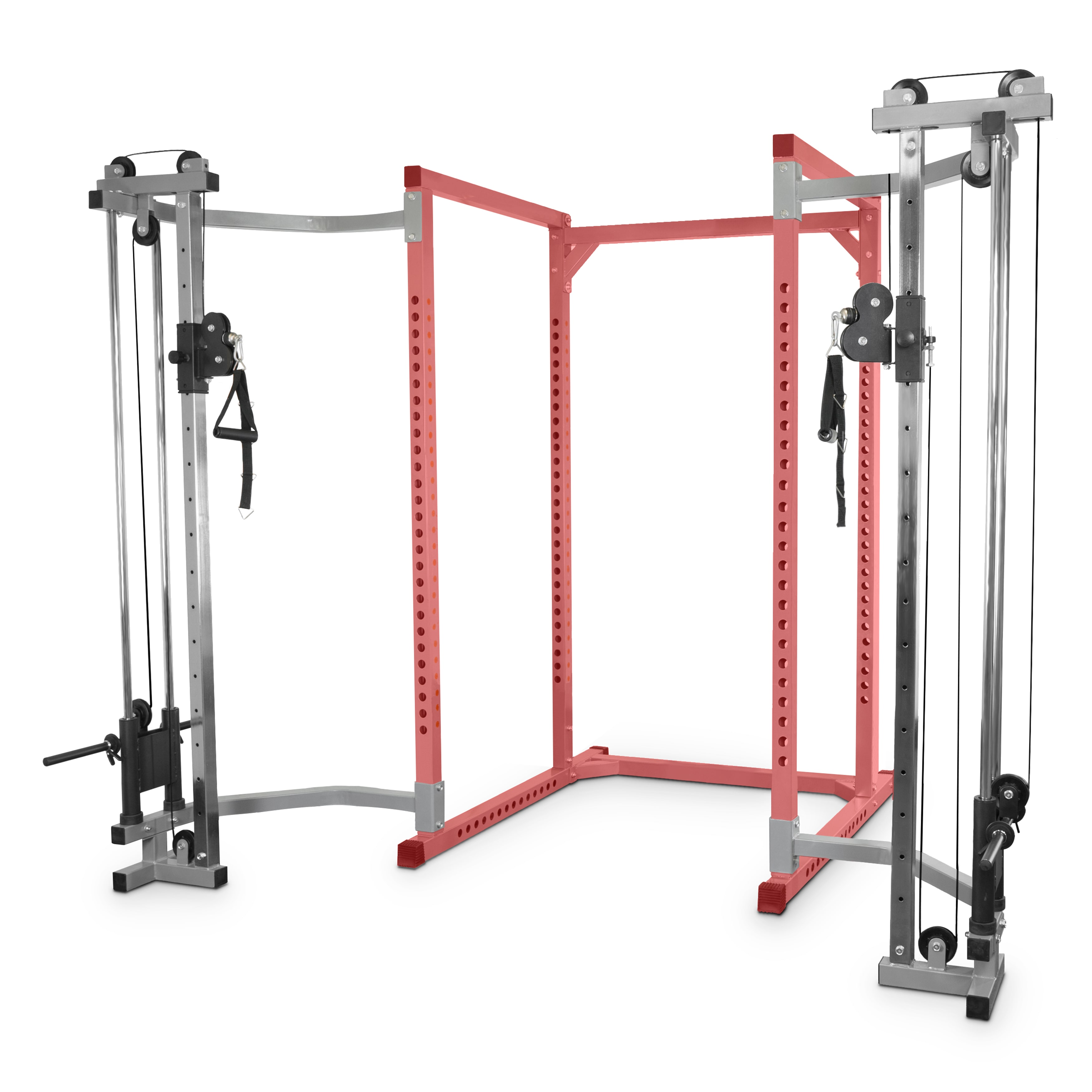 """Valor Fitness  BD-CC2.5 Cage Cable Crossover Attachment 2.5"""" Frame"""