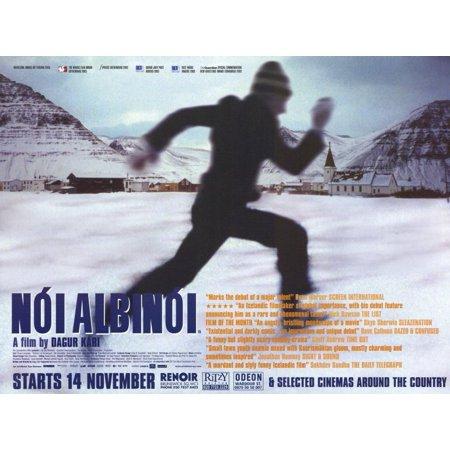 Noi Albinoi  2003  11X17 Movie Poster  Foreign