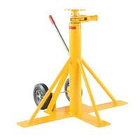 Vestil Manufacturing BFSJ-2748-100 50,000 lbs Big Foot Stabilizing Jack