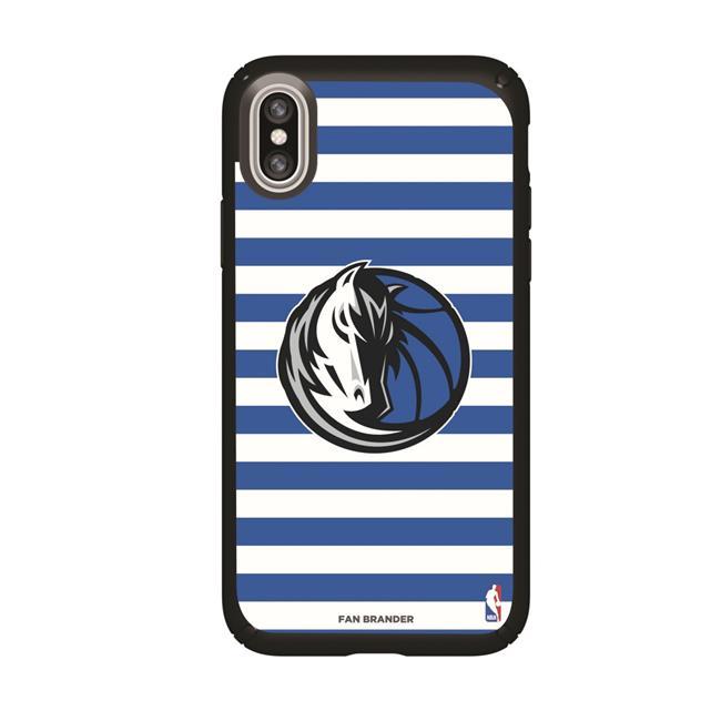 Speck IPH-X-BK-PRE-DAM-D109 Black iPhone X Presidio Series Case with Dallas Mavericks Stripes Design - image 1 de 1