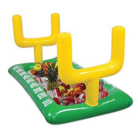 The Beistle Company 48 Can Inflatable Football Field Buffet Cooler (Inflatable Cooler Buffet)