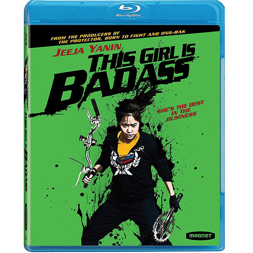 This Girl Is Badass (Blu-ray)