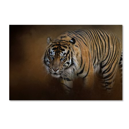Trademark Fine Art Jai Johnson 'Bengal Stare' Canvas Art