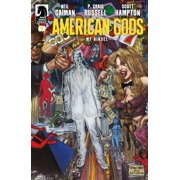 Dark Horse American Gods: My Anisel #3