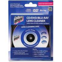 Endust CD/DVD/ BR Lens Cleaner 262000
