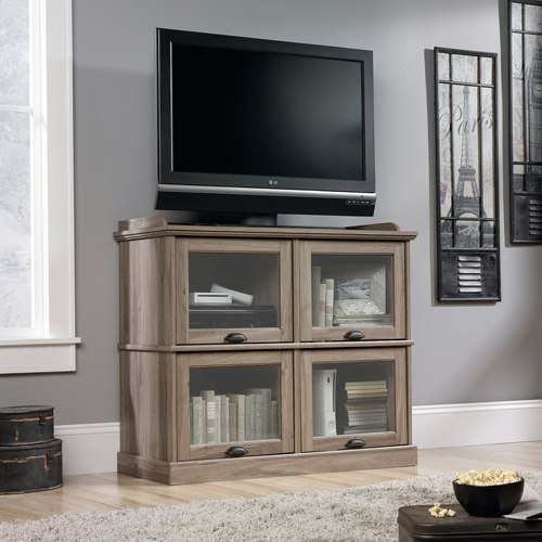 Sauder Barrister Lane Highboy TV Stand for TVs up to 42\ by Sauder Woodworking