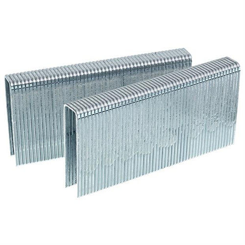 SENCO FL17BAB 15.5 Gauge 1/2 in. Crown 1-1/2 in. Galvanized Flooring Staples (5,200-Pack)