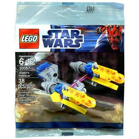 Star Wars The Phantom Menace Anakin's Podracer Mini Set LEGO 30057 [Bagged]