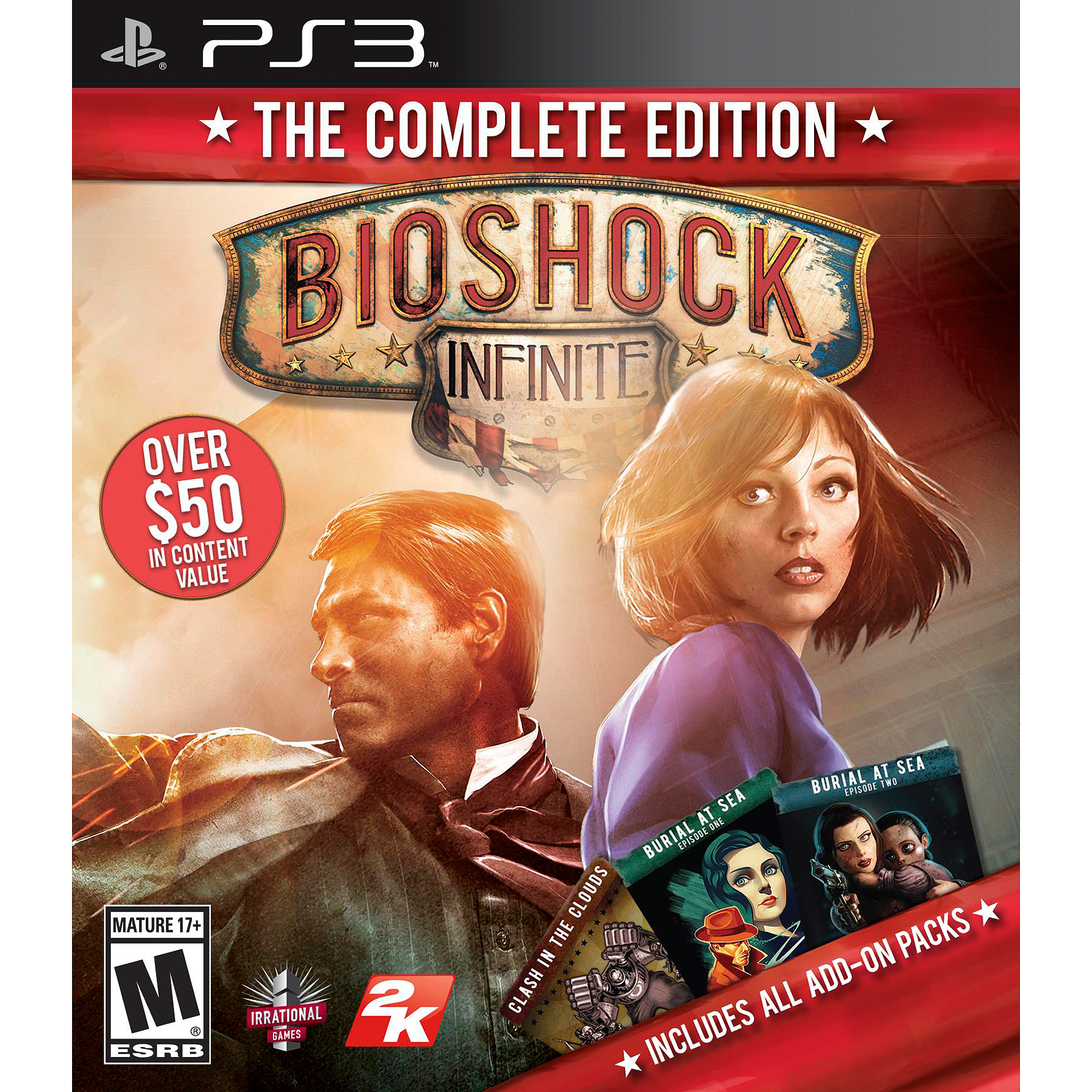 BioShock Infinite: The Complete Edition (PS3)