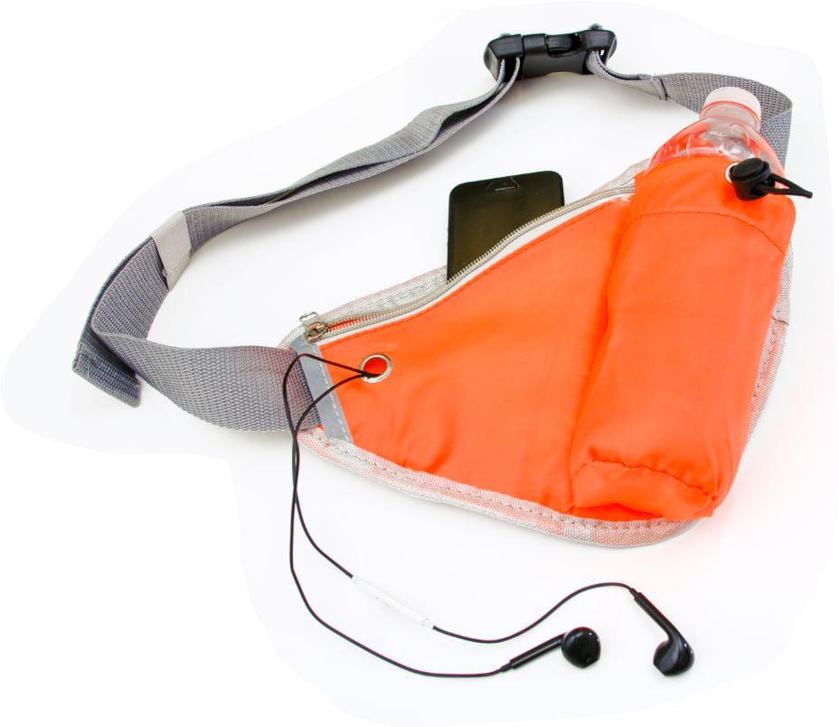 Hydration Belt Pack Orange by Consumer Goods USA