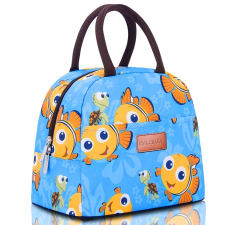 Insulated Lunch Bag for Women,BALORAY Thermal Cooler Bag Tote Bag Lunch Bags for Women,Men,Kids,Adults,Boys,Girls,Food Lunch Box Container Bag for Work,School Travel Picnic Waterproof Lunch Bag