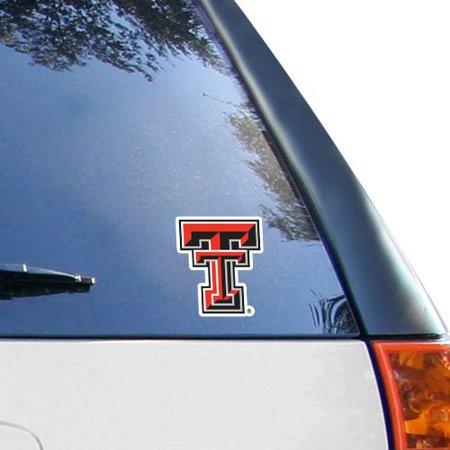 Texas Tech Decals (Texas Tech Red Raiders WinCraft 4