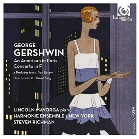 Harmonie Ensemble (An American In Paris, Concerto In F)