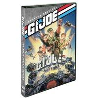 GI Joe a Real American Hero: The Movie (DVD)
