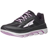 Altra Women's Duo Zero Drop Comfort Athletic Running Shoes Black/Pink (11.0M)