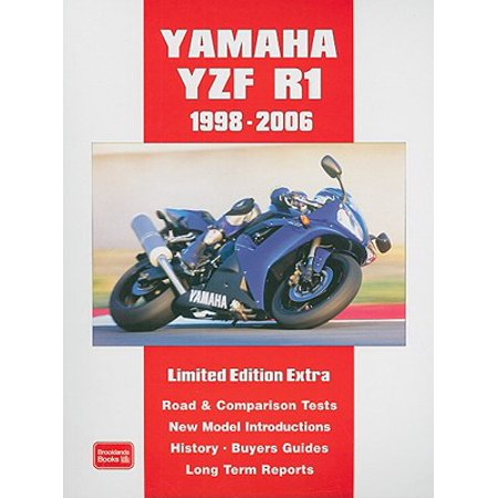 Yamaha YZF R1 Limited Edition Extra (Limited Edition R1)