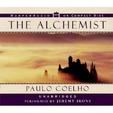 Moonlighting Jeremy Irons (The Alchemist CD (Audiobook) )