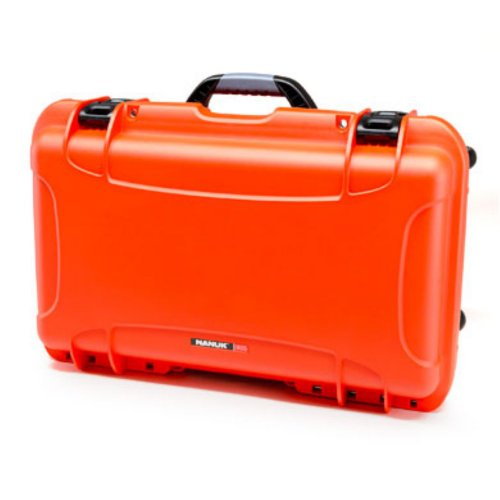 Nanuk 935-1003 Hard Plastic Waterproof Case with cubed foam insert