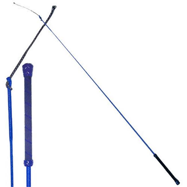 Intrepid International 111299BL Colorful Training Whip, Blue - image 1 of 1