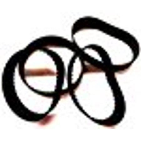 4 NEW Replacement Belts Delta Table Saw Timing/Drive Belts 34-674 100XL100 ()