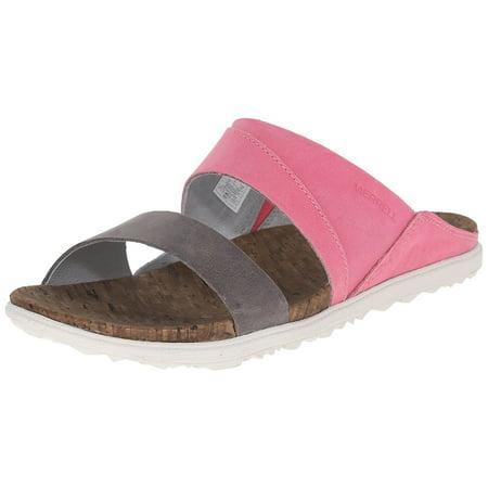 Merrell Womens Around Town Slide Sandal