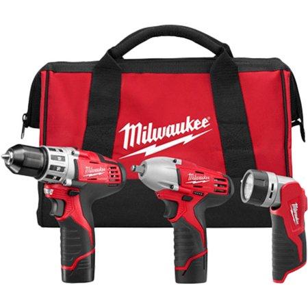 Milwaukee 2493-23 M12 Combo 3/8