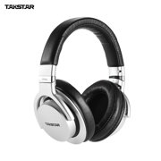 TAKSTAR PRO 82 Professional Studio Dynamic Monitor Headphone Headset Over-ear for Recording Monitoring Music Appreciation Game Playing with Aluminum Alloy Case