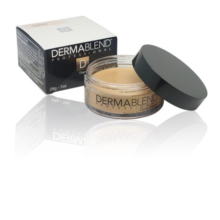 Dermablend Cover Foundation Creme SPF 30 -Yellow Beige (Chroma 1 1/2) 1 Oz