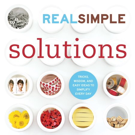 Real Simple Solutions : Tricks, Wisdom, and Easy Ideas to Simplify Every Day - Halloween Simple Idea