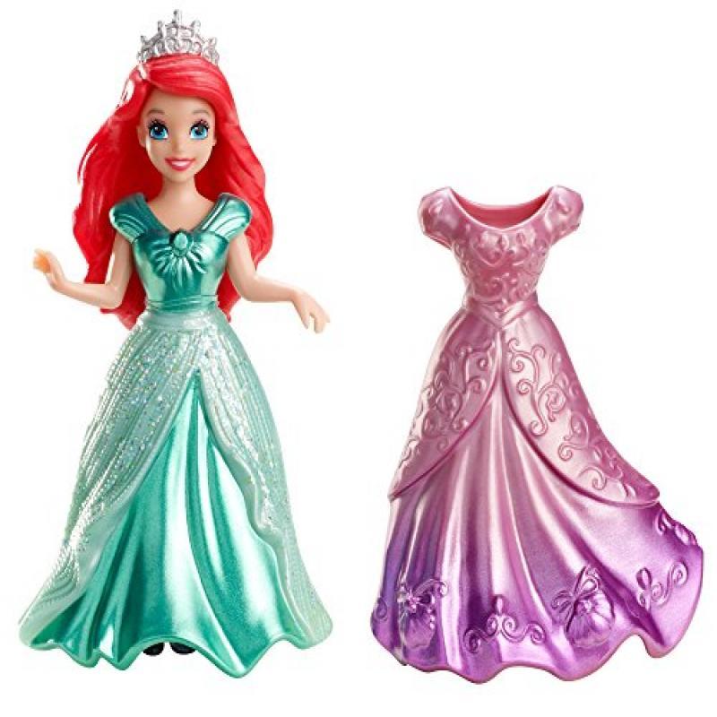Mattel Disney Princess Little Kingdom MagiClip Fashion Sp...