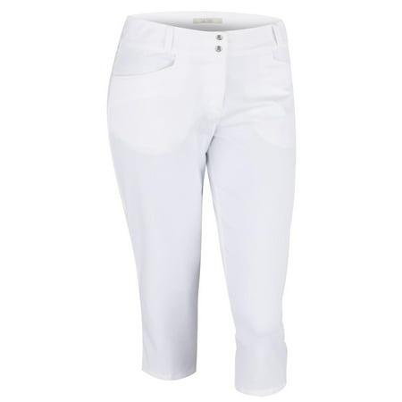 Adidas Essentials Lightweight Golf Capri 2015 Womens