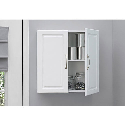 "SystemBuild 24"" Wall Cabinet, White  7366401PCOM"