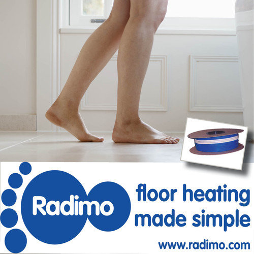 Radimo Radicable 240V Under Floor Heating System