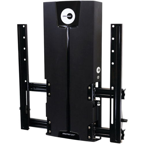 Omnimount Lift 70 Vertical Glide TV Mount for TVs up to 45-70 lbs