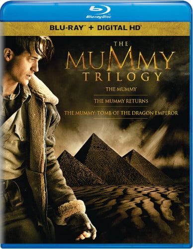 The Mummy Trilogy (Blu-ray + Digital) by Universal