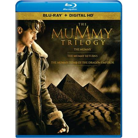 The Mummy Trilogy (Blu-ray + Digital)](Mummy Halloween Song)