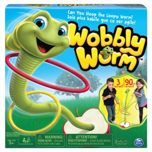 Spin Master Games  Wobbly Worm