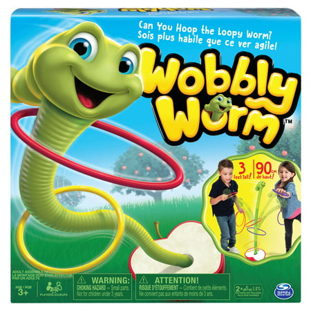 Spin Master Games - Wobbly Worm