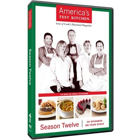 America's Test Kitchen: Season Twelve